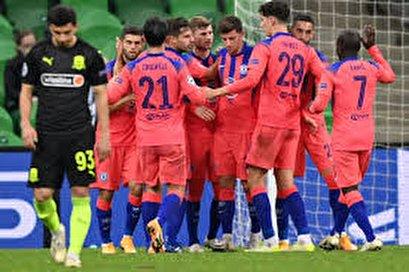Krasnodar 0-4 Chelsea: UEFA Champions League