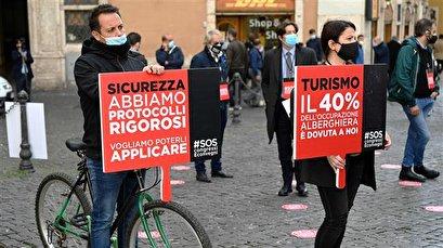 Europe facing grim economic outlook due to coronavirus pandemic