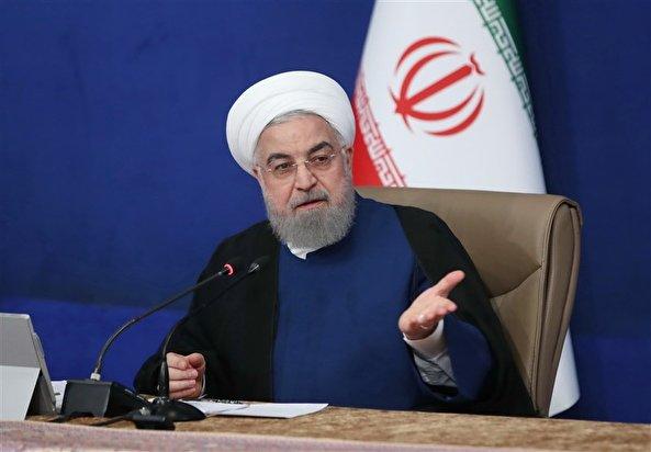 Iran's Economy Outdoing Germany under COVID-19: President