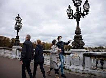 New lockdown in France over coronavirus