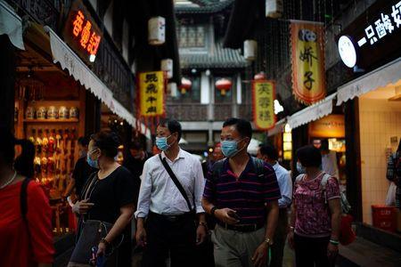 China: 20 New Covid-19 Cases were Diagnosed