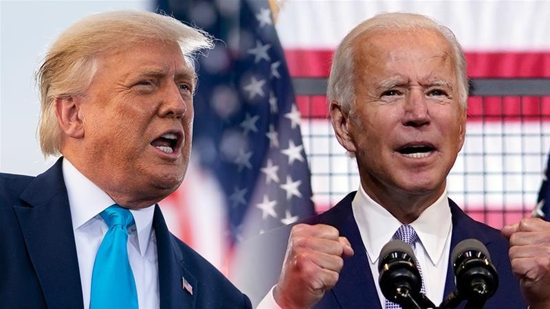 New Poll: Biden Still Leads over Trump