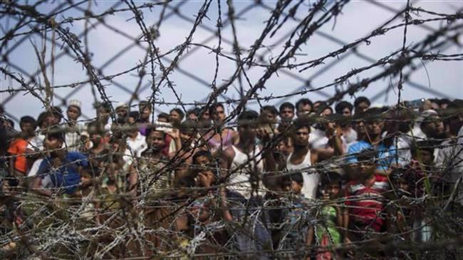 Rohingya Muslim refugees living in 'open prison' in Myanmar: HRW