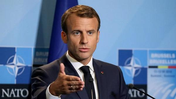 President Macron says understand Muslim shock over Prophet cartoons