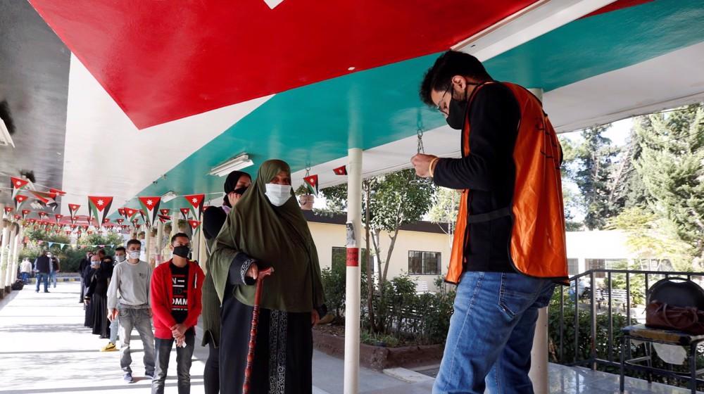 Jordanians vote in parliamentary elections amid coronavirus outbreak
