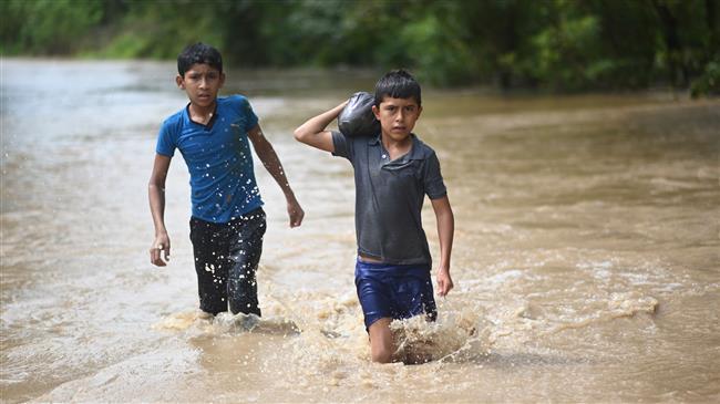 Storm Eta devastated lives of 1.2 million-plus children: UNICEF