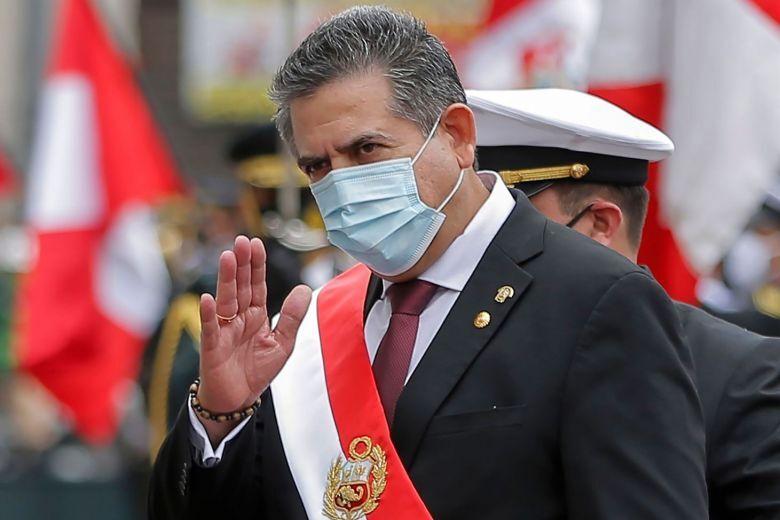 Peru's Interim President Quits