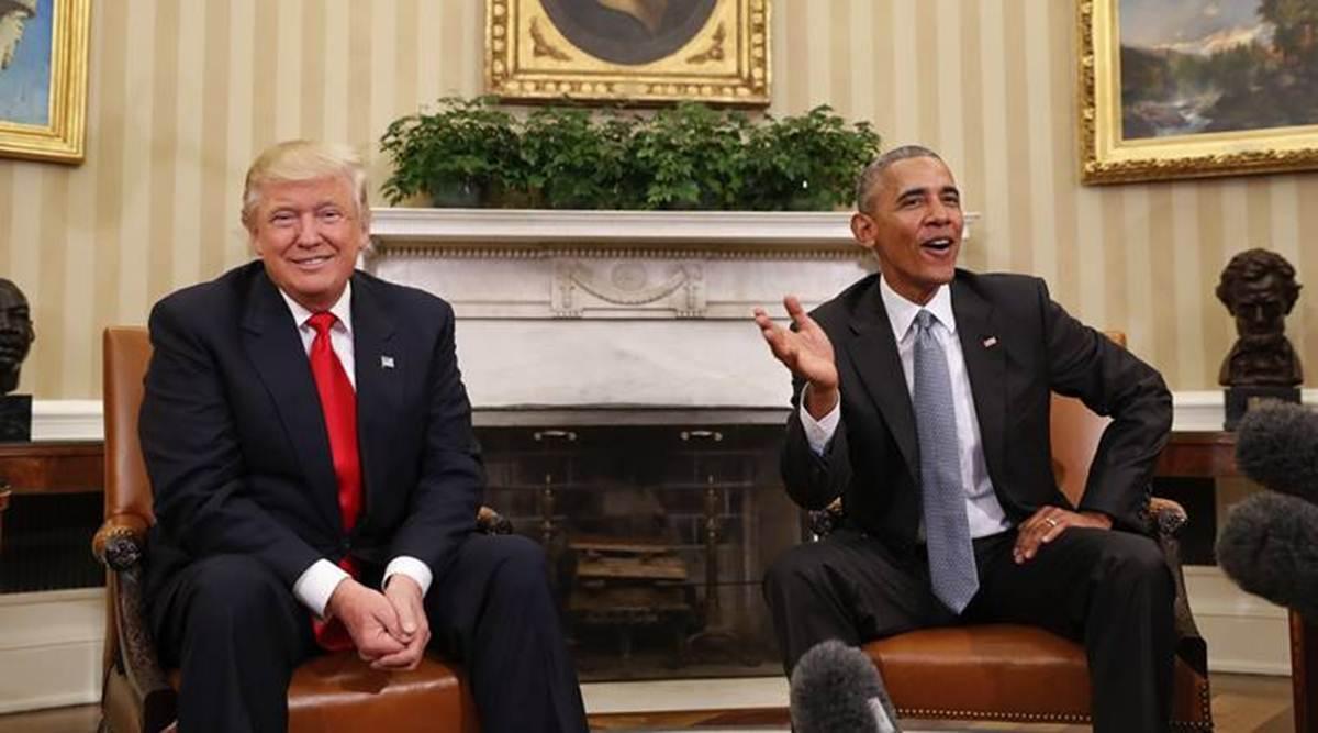 """Obama: Trump is """"Richie Rich"""""""