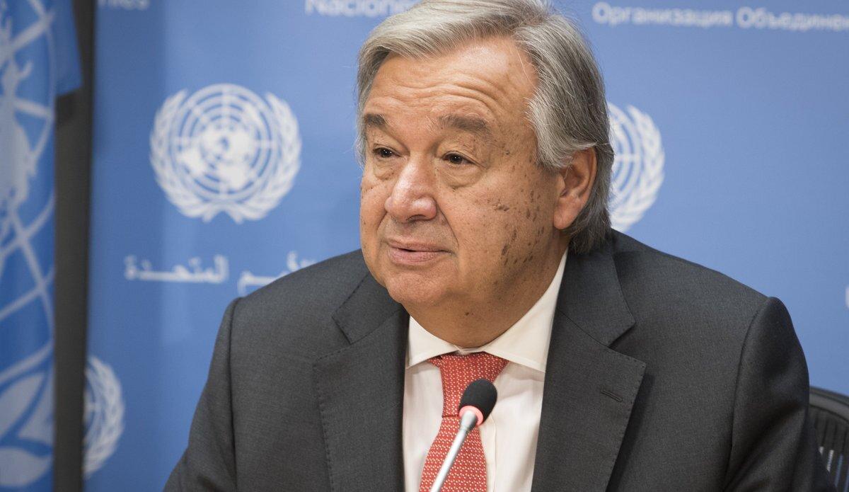 U.N. chief warns Yemen in imminent danger of famine