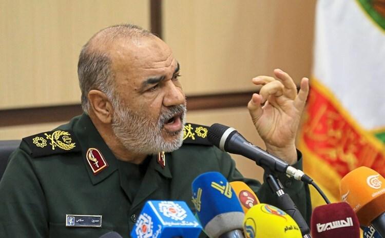 IRGC: Iran's resistance power managed to weaken the US' strategic position