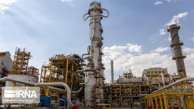 Output up 8% half through Iran's golden petrochemicals year