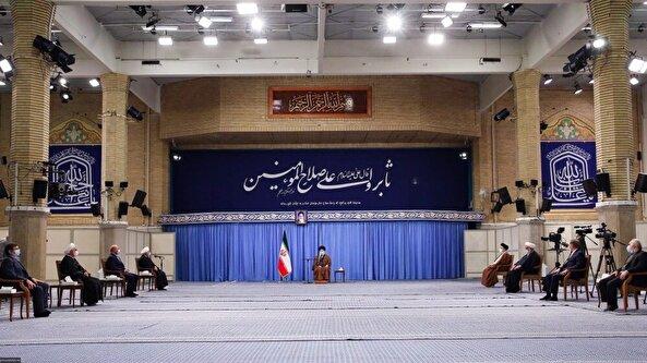 Ayatollah Khamenei: Sanctions crime of US, European partners against Iran