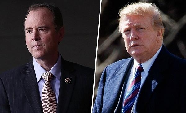 Rep. Adam Schiff: Trump is 'acting like an organized crime figure'