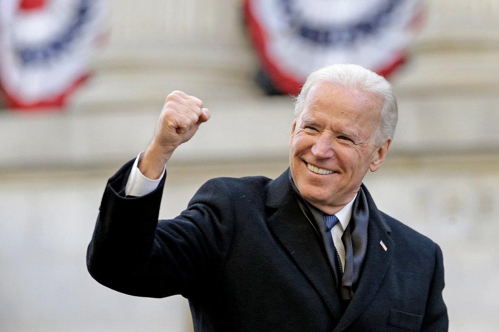 Biden wins Washington in presidential race