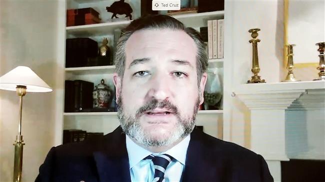 Senator Cruz claims US presidential race isn't over, backs Trump claims of fraud