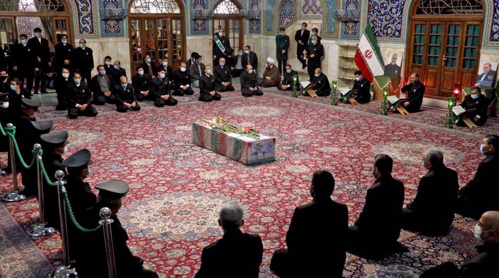 Bahrain condemns Fakhrizadeh assassination, France urges restraint