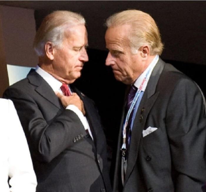 Feds also probing Joe Biden's brother James