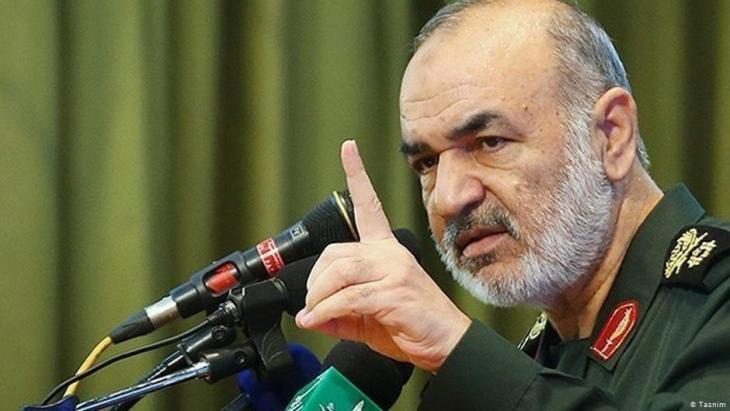 IRGC Chief Cmdr.: The Maximum Pressure Policy Has Failed