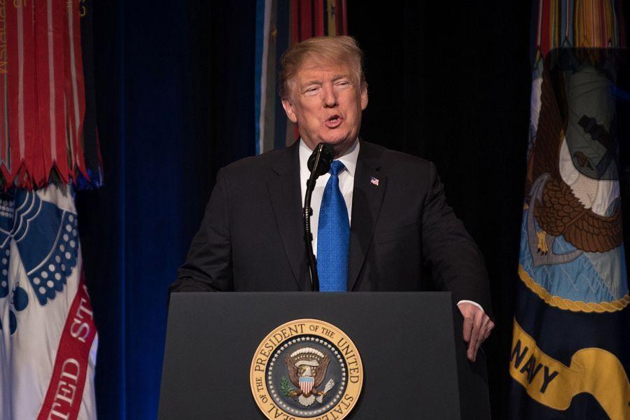 Trump: I will veto $740 billion defense bill