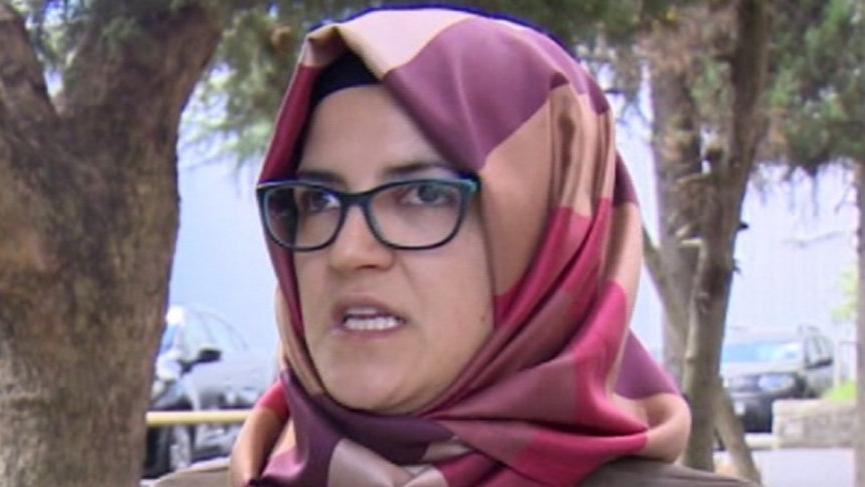 Jamal Khashoggi's fiancee urges Joe Biden to release CIA report