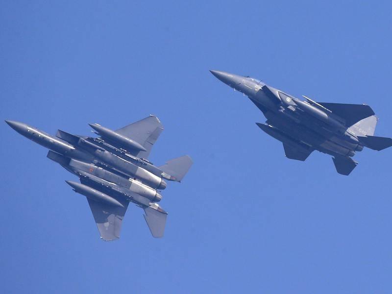South Korea scrambles jets as Chinese, Russian aircraft enter air defense zone