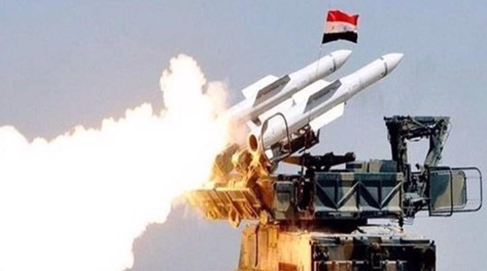 Syria repels Israeli warplanes' missile barrage targeting Hama