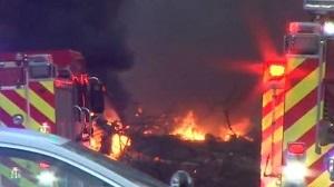 Massive explosion reported in Nashville
