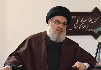 US, Israel, Saudi Arabia culprits in assassinating Iran's General Soleimani: Nasrallah