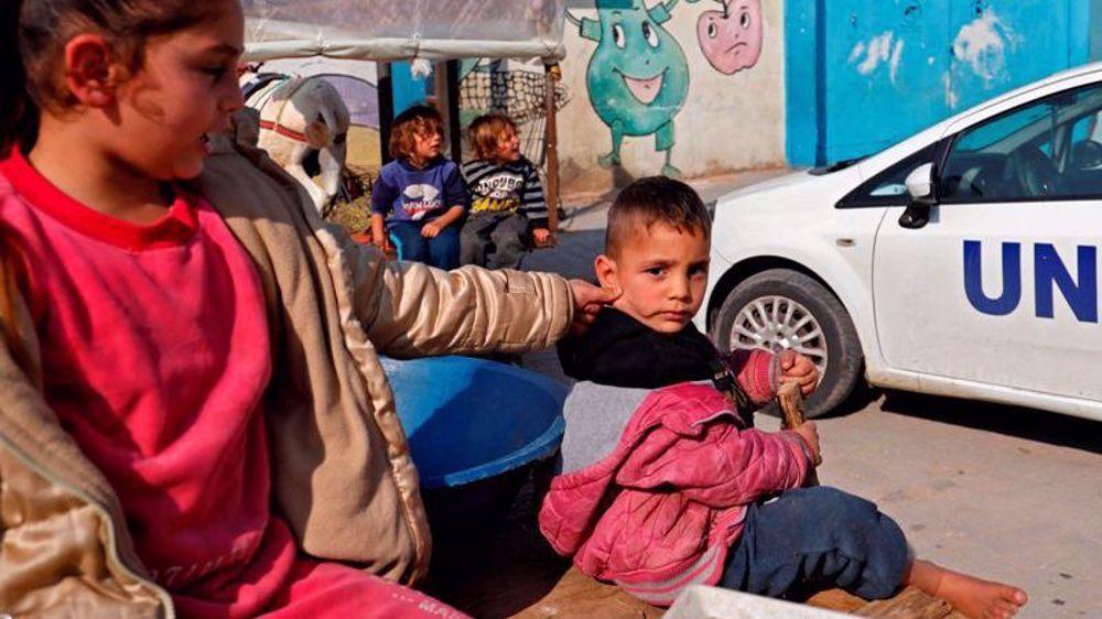 UAE working with Israel to liquidate UNRWA: Le Monde