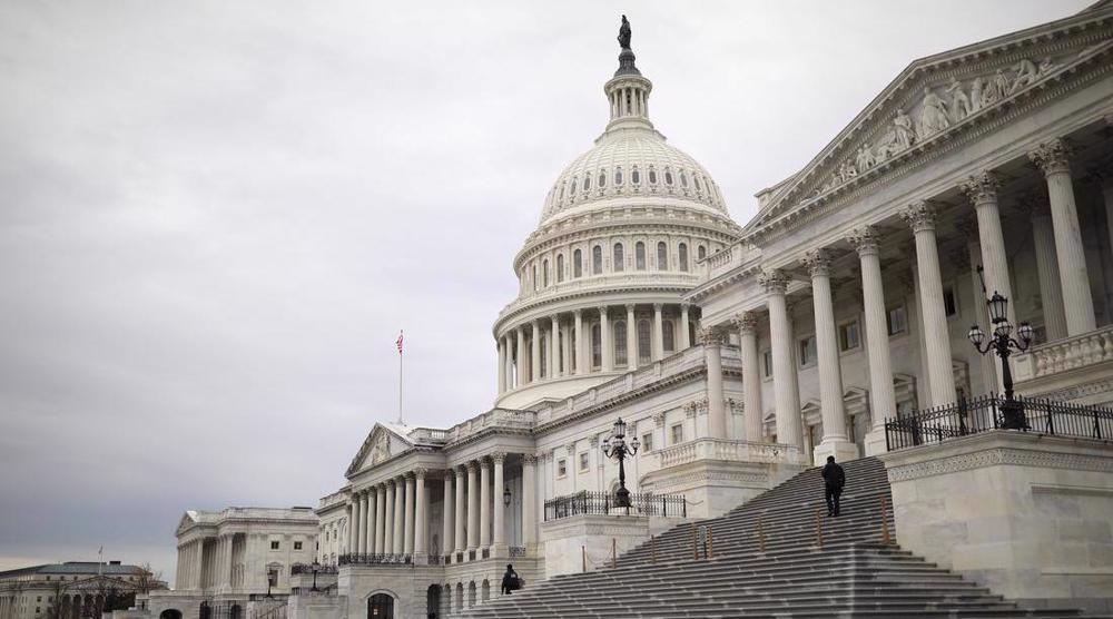 US Republicans side with Democrats, override Trump's defense veto
