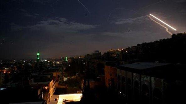 Syrian air defenses thwart Israeli aggression on Damascus: SANA