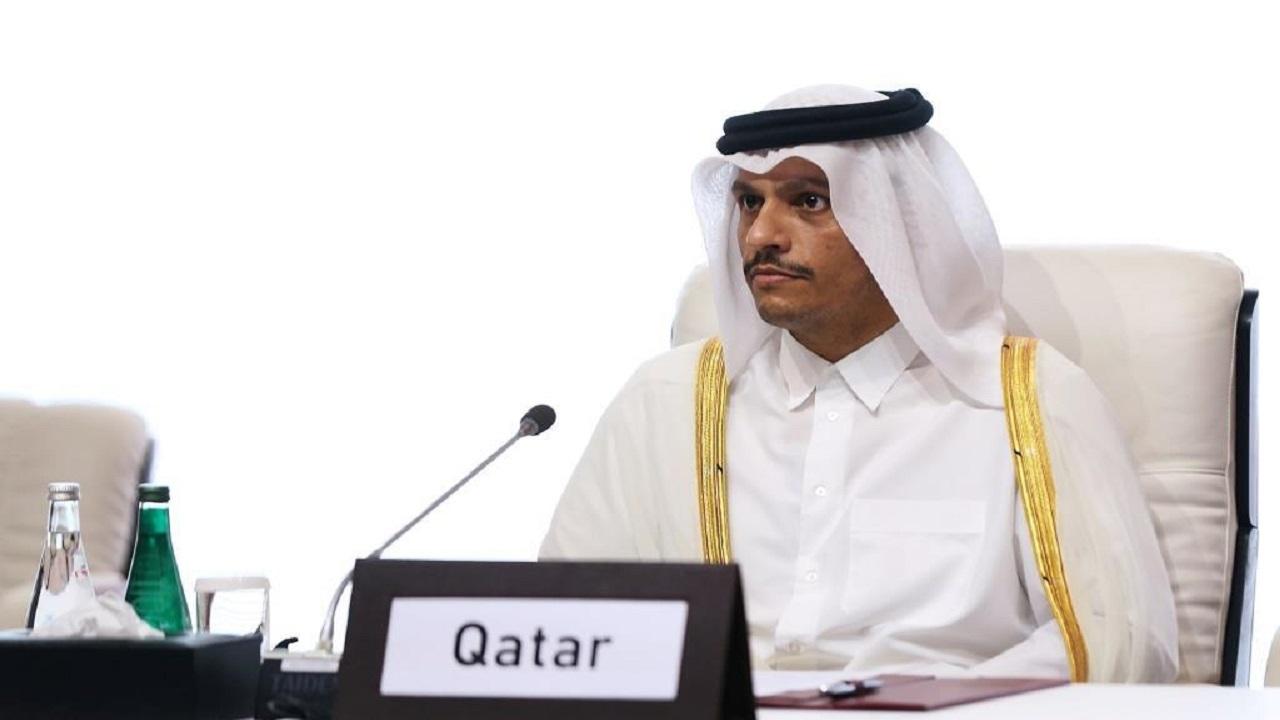 Qatar FM signals progress on resolving Gulf crisis