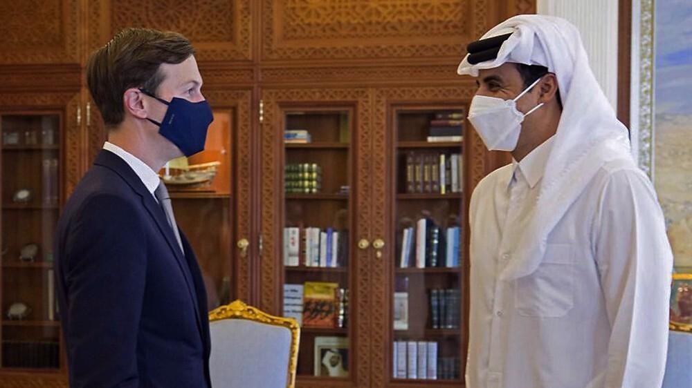 Saudi nears agreement with Qatar as welcoming 'gift' to Biden