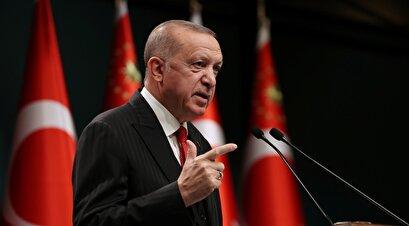 Turkey will not bow to threats in Eastern Mediterranean, wants negotiation: Erdogan