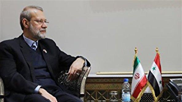US, some regional states help terrorists: Iran's Larijani
