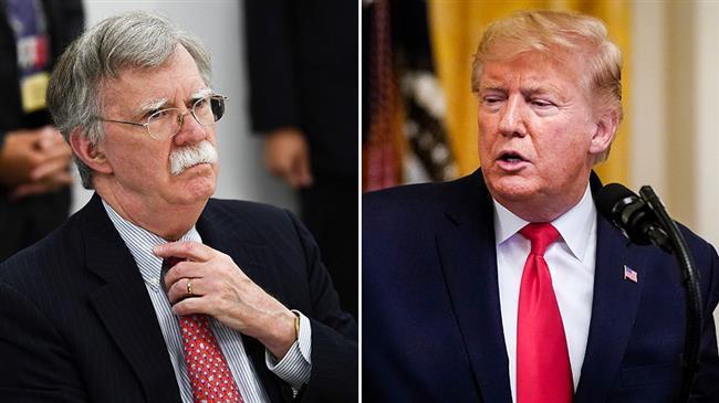 Bolton: Trump's 'diplomatic outreach' to North Korea a failure
