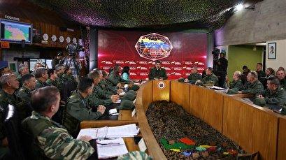 Maduro says US plotting to invade Venezuela, country 'not afraid of combat'