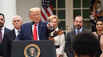 Trump declares national emergency over coronavirus