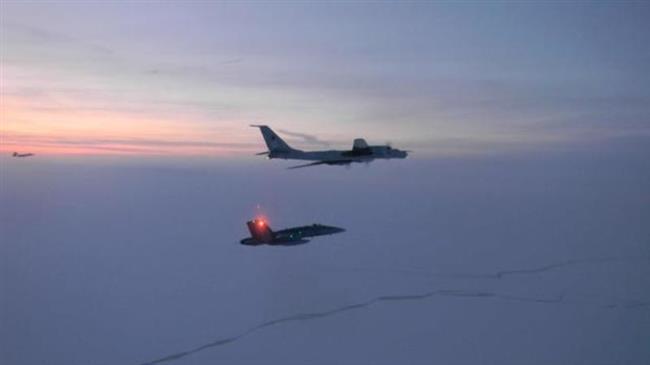 US warplanes intercept Russian surveillance planes near Alaska