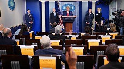 Trump secretly seeks Asian, European allies' medical help amid coronavirus spread