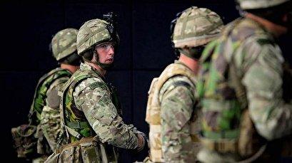 UK in 'unprecedented' deployment of Royal Marines to Belarus