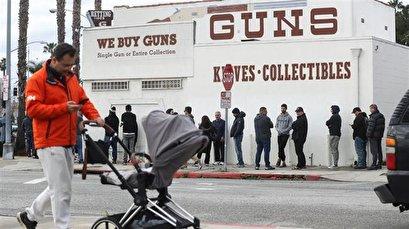 Gun stores in Los Angeles allowed to open amid lockdown over coronavirus