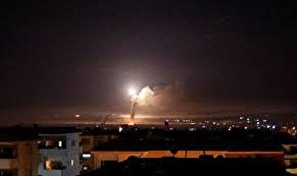 Syrian air defenses intercept Israeli missiles: Reports