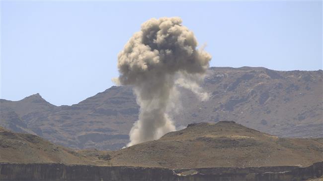 Saudi-led coalition launches air raids in Yemen's Hudaydah