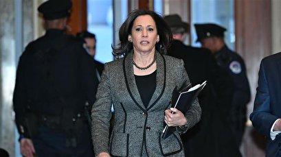 Senator Harris endorses Biden for Democratic nominee
