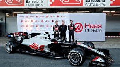 Haas F1 team put UK staff on furlough