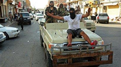 Libya government forces score major gains against rebels