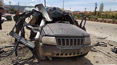 Israeli drone targets Hezbollah car near Syrian-Lebanese border; no casualties