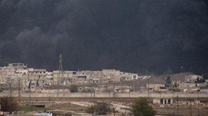 Syrian air defenses intercept Israeli missiles over Palmyra: SANA