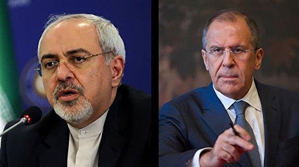 Iran's Zarif, Russia's Lavrov dismiss as 'impractical' Pompeo's anti-Iran UN bid